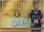 Archie Goodwin 2016-17 Panini Gold Standard Mother Lode Auto 56/99