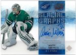 Antti Niemi 2015-16 Upper Deck Ice Glacial Graphs Auto