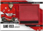 Bo Horvat 2013-14 In The Game Jumbo Game Used Patch