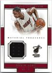 Chris Bosh 2015-16 Panini National Treasures Jersey 12/75