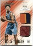 Cameron Payne 2015-16 Panini Absolute Tools Of The Trade Rookie Patch / Ball 19/49