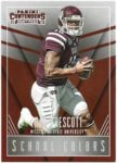 Dak Prescott 2016 Panini Contenders Draft Picks School Colors Rookie