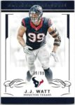 J.J. Watt 2016 Panini National Treasures 79/99