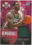 Johnny O'Bryant 2014-15 Panini Court Kings Remarkable Rookies Jersey
